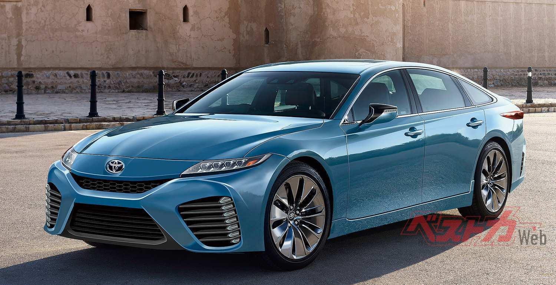 63 Great Toyota Mirai 2020 Pricing by Toyota Mirai 2020