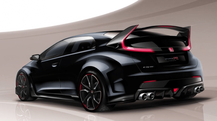 63 New 2020 Honda Civic Type R Overview by 2020 Honda Civic Type R