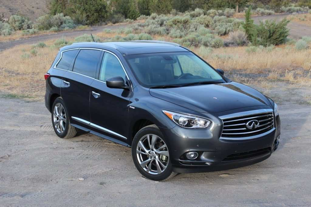 63 New 2020 Infiniti QX60 Hybrid Redesign with 2020 Infiniti QX60 Hybrid