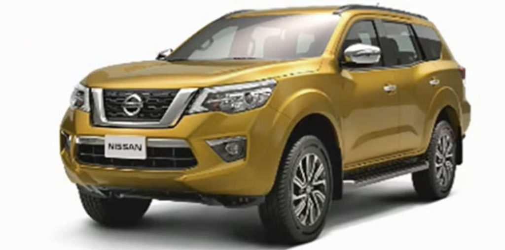 63 New 2020 Nissan Navara 2018 Concept with 2020 Nissan Navara 2018