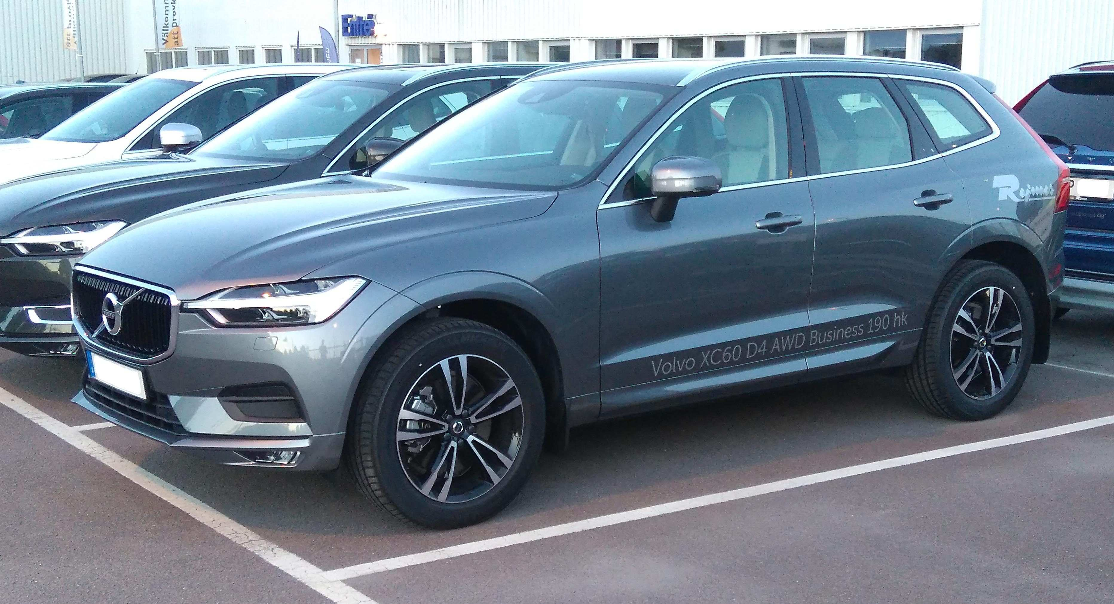 63 New 2020 Volvo XC60 Concept for 2020 Volvo XC60