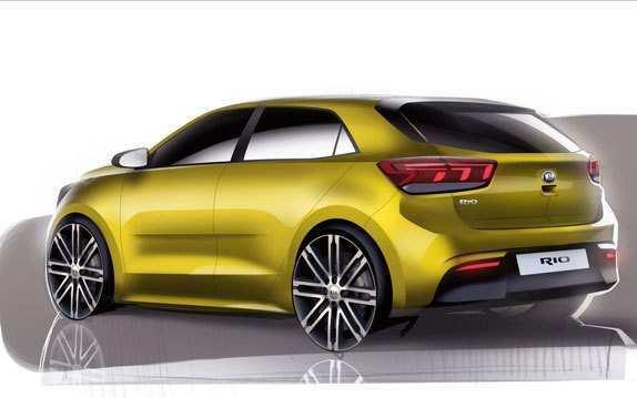 63 New Kia Rio 2020 Price with Kia Rio 2020