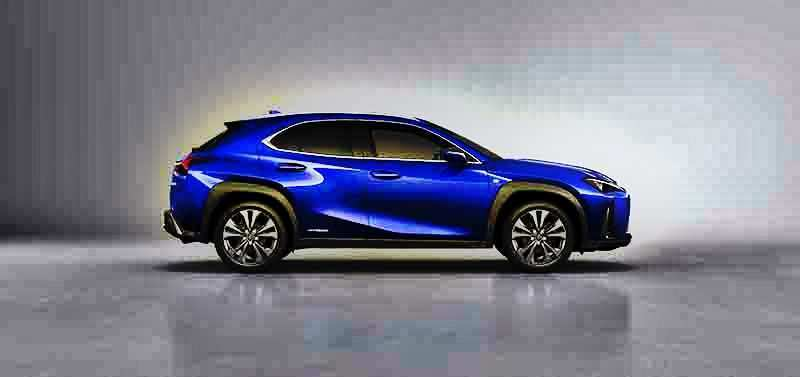 63 New Lexus 2020 Suv Ux Rumors by Lexus 2020 Suv Ux