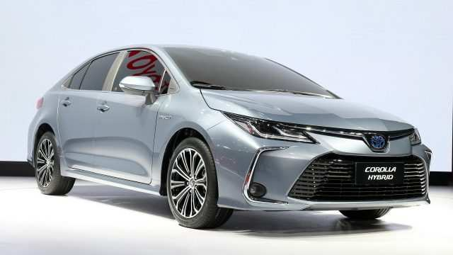 63 New Toyota Avensis 2020 Configurations by Toyota Avensis 2020