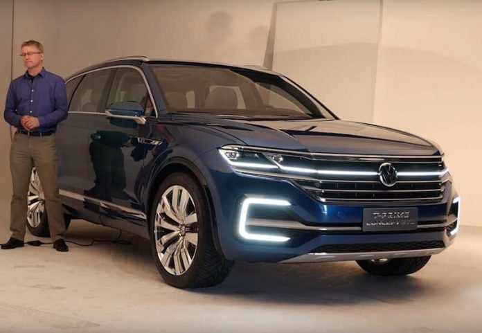 63 New VW Touareg 2020 Redesign with VW Touareg 2020