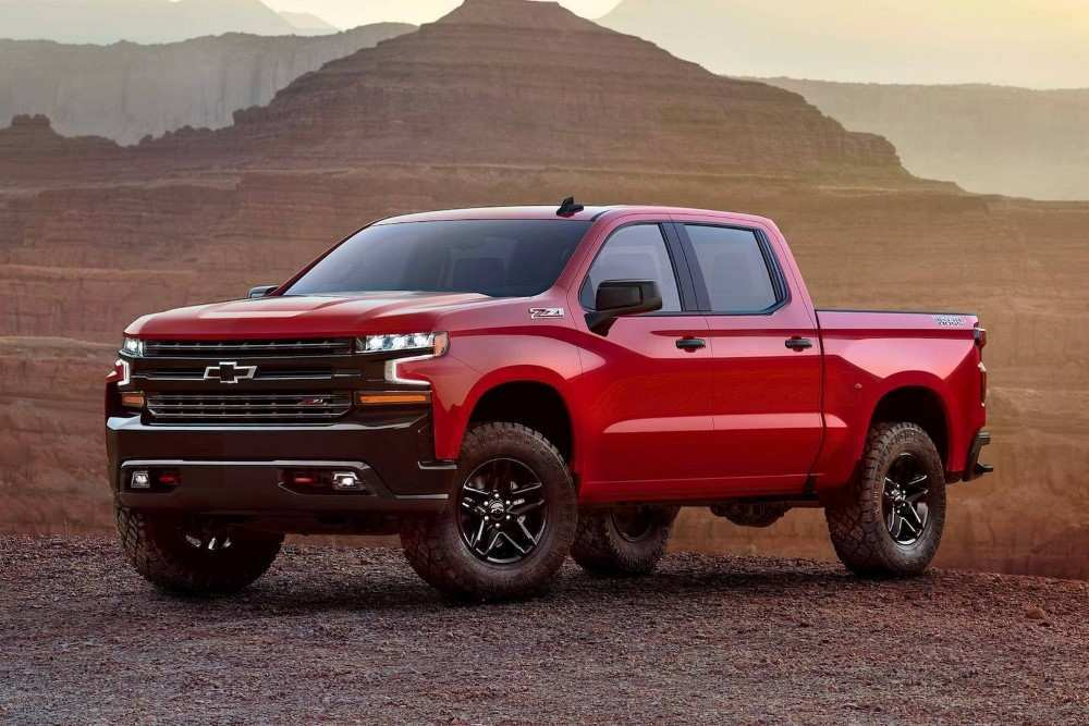 63 The 2020 Chevrolet Silverado Picture with 2020 Chevrolet Silverado