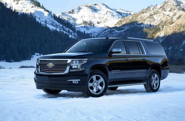 63 The 2020 Chevy Suburban Specs with 2020 Chevy Suburban