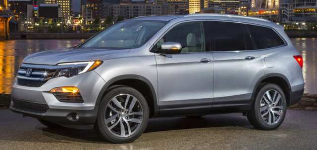 63 The 2020 Honda Pilot Wallpaper with 2020 Honda Pilot
