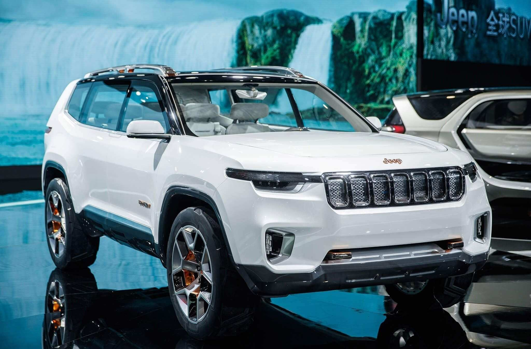 63 The 2020 Jeep Grand Cherokee Trackhawk Spy Shoot with 2020 Jeep Grand Cherokee Trackhawk