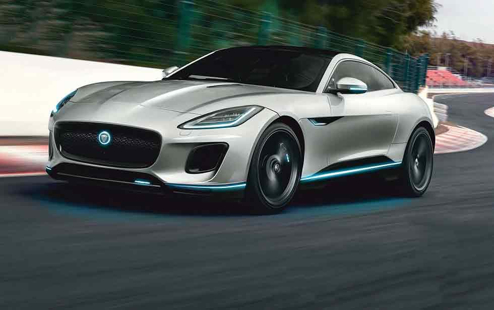 63 The Jaguar Sport 2020 Exterior with Jaguar Sport 2020