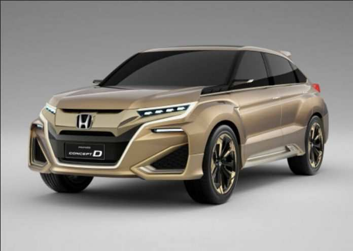 64 All New 2020 Honda Crosstour Picture with 2020 Honda Crosstour