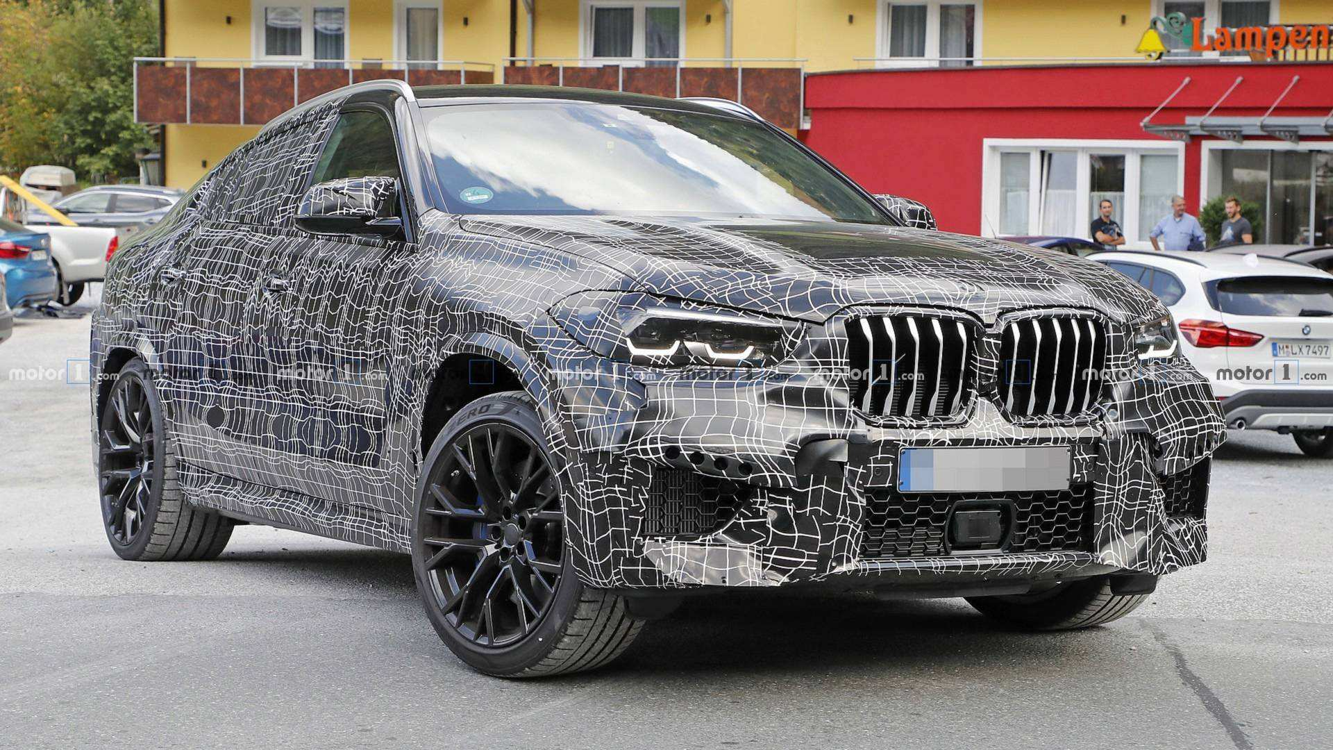 64 All New BMW X6 2020 Rumors for BMW X6 2020
