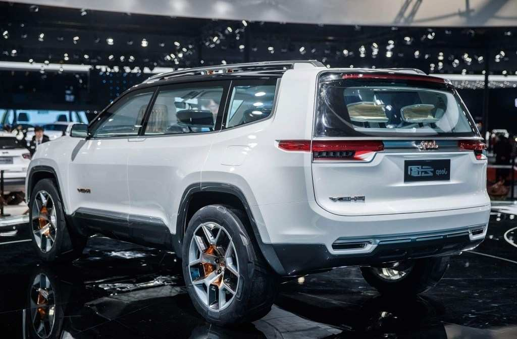 64 Best Review 2020 Jeep Grand Cherokee 2020 Release Date with 2020 Jeep Grand Cherokee 2020