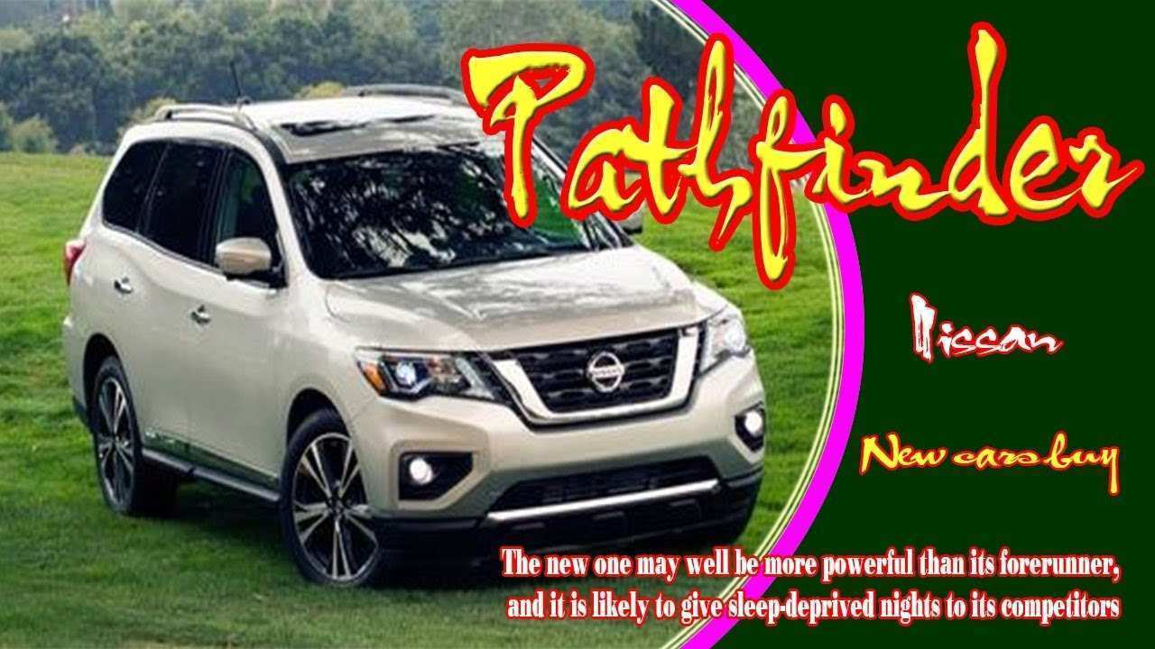 2020 Nissan Pathfinder Hybrid Redesign and Review