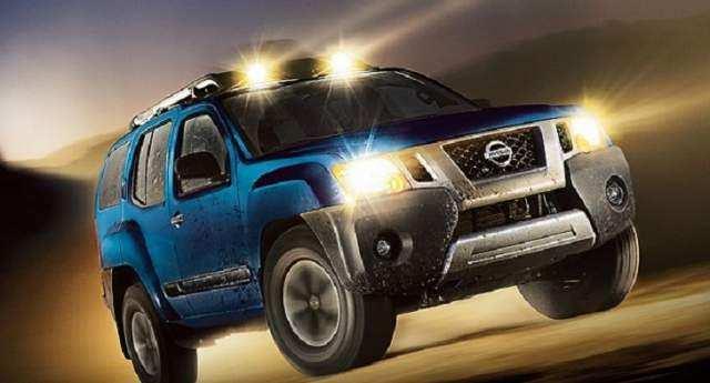 64 Best Review 2020 Nissan Xterra Pro 4X Spesification by 2020 Nissan Xterra Pro 4X