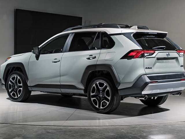 64 Best Review 2020 Toyota RAV4 Exterior and Interior with 2020 Toyota RAV4
