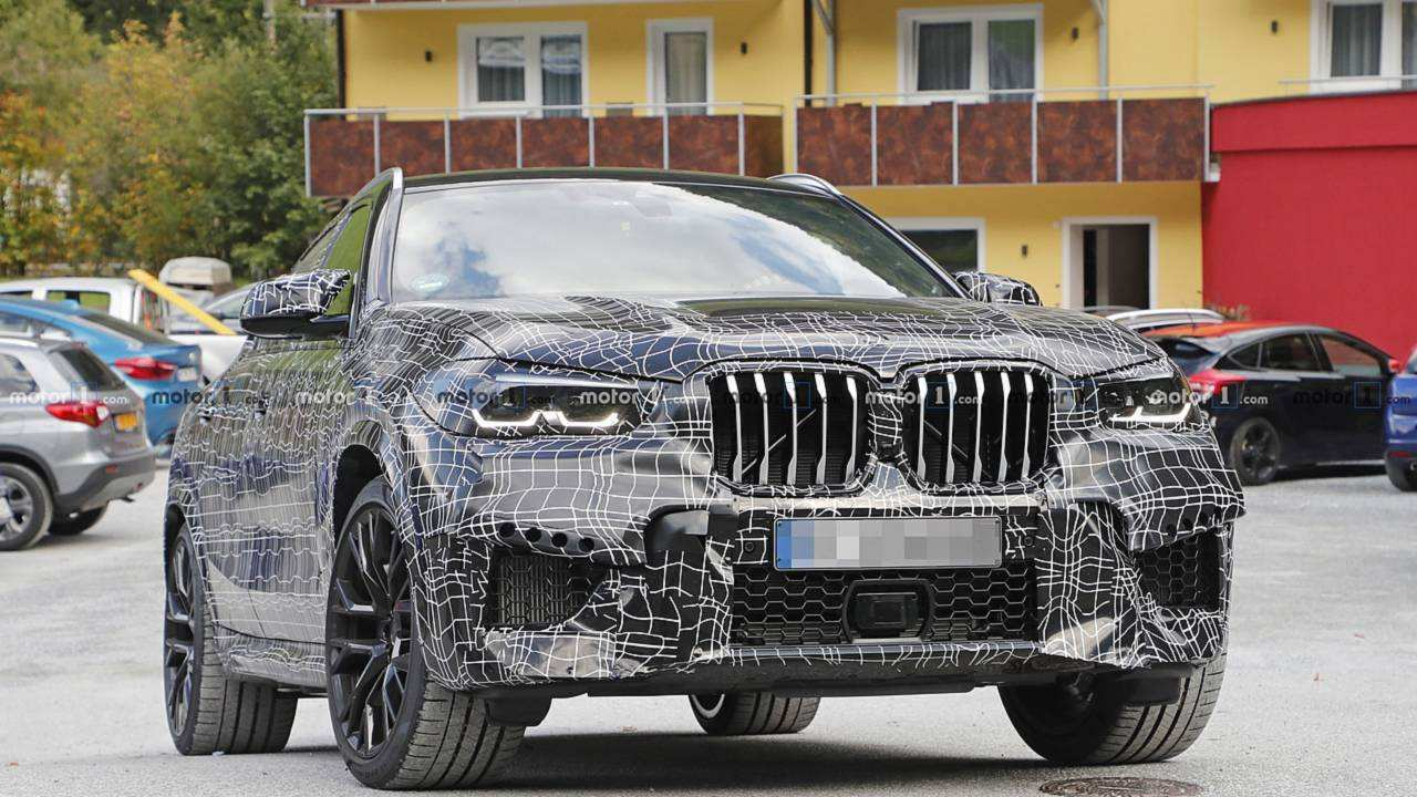64 Concept of 2020 BMW X6 Picture with 2020 BMW X6