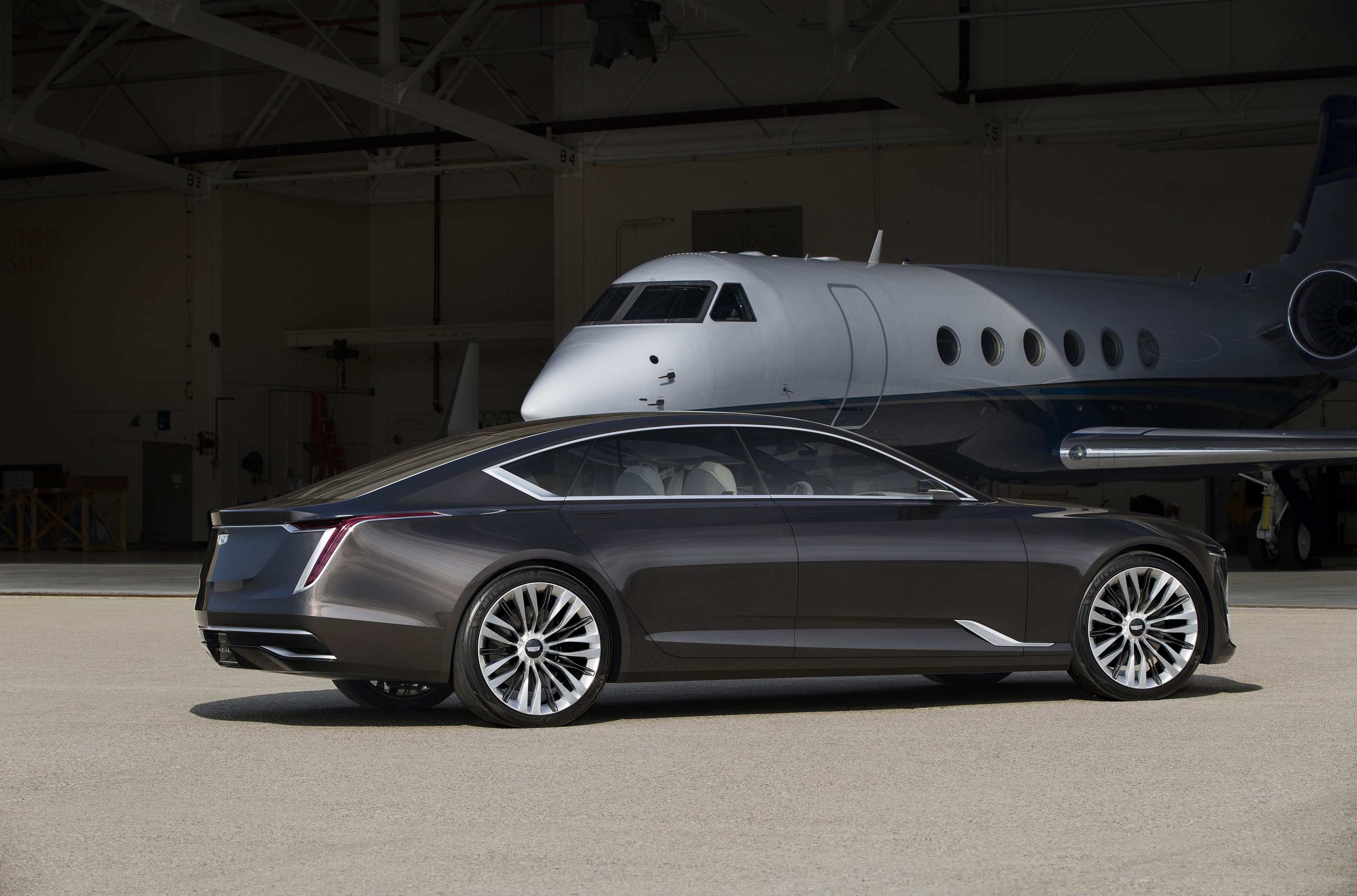 64 Concept of 2020 Cadillac LTS Spy Shoot by 2020 Cadillac LTS
