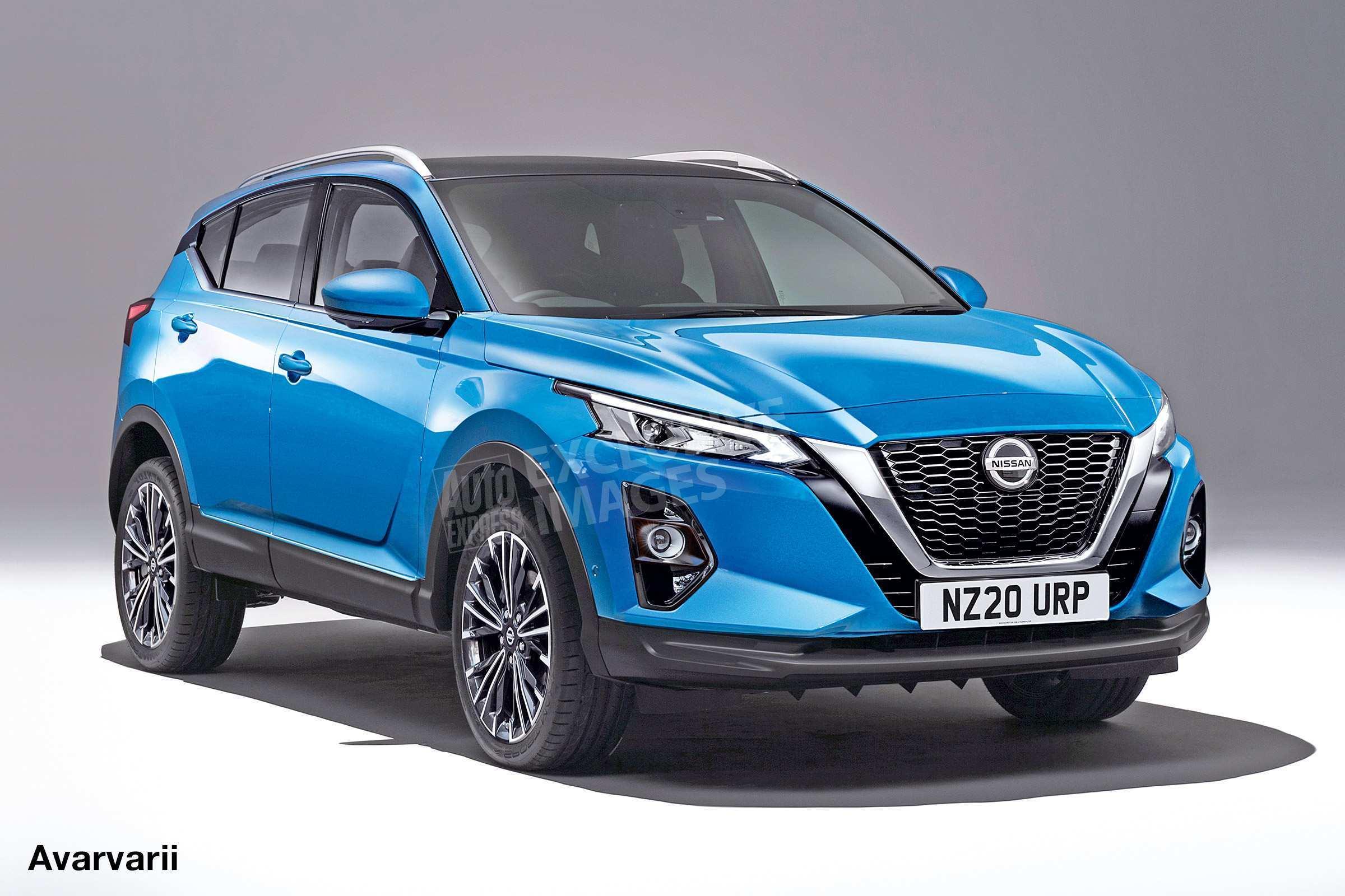 64 Concept of 2020 Nissan Qashqai 2018 Specs for 2020 Nissan Qashqai 2018