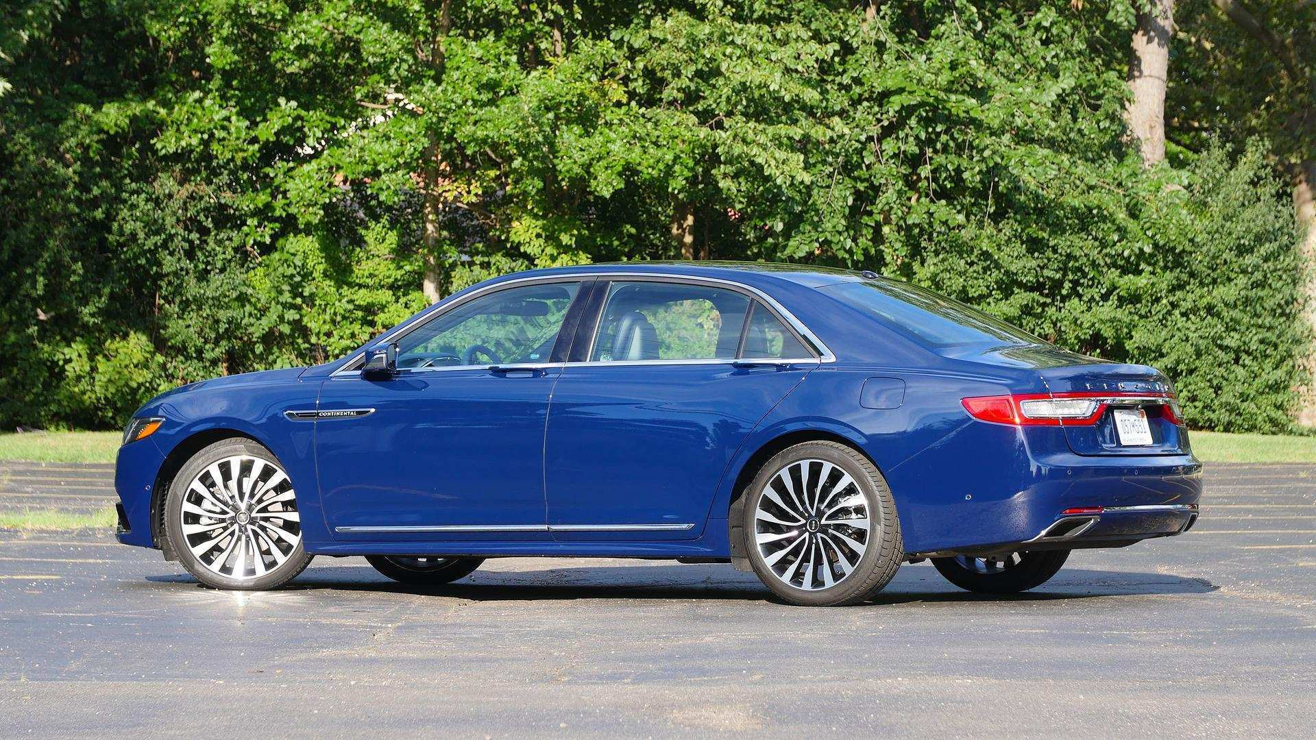 64 Concept of 2020 The Lincoln Continental Release Date by 2020 The Lincoln Continental