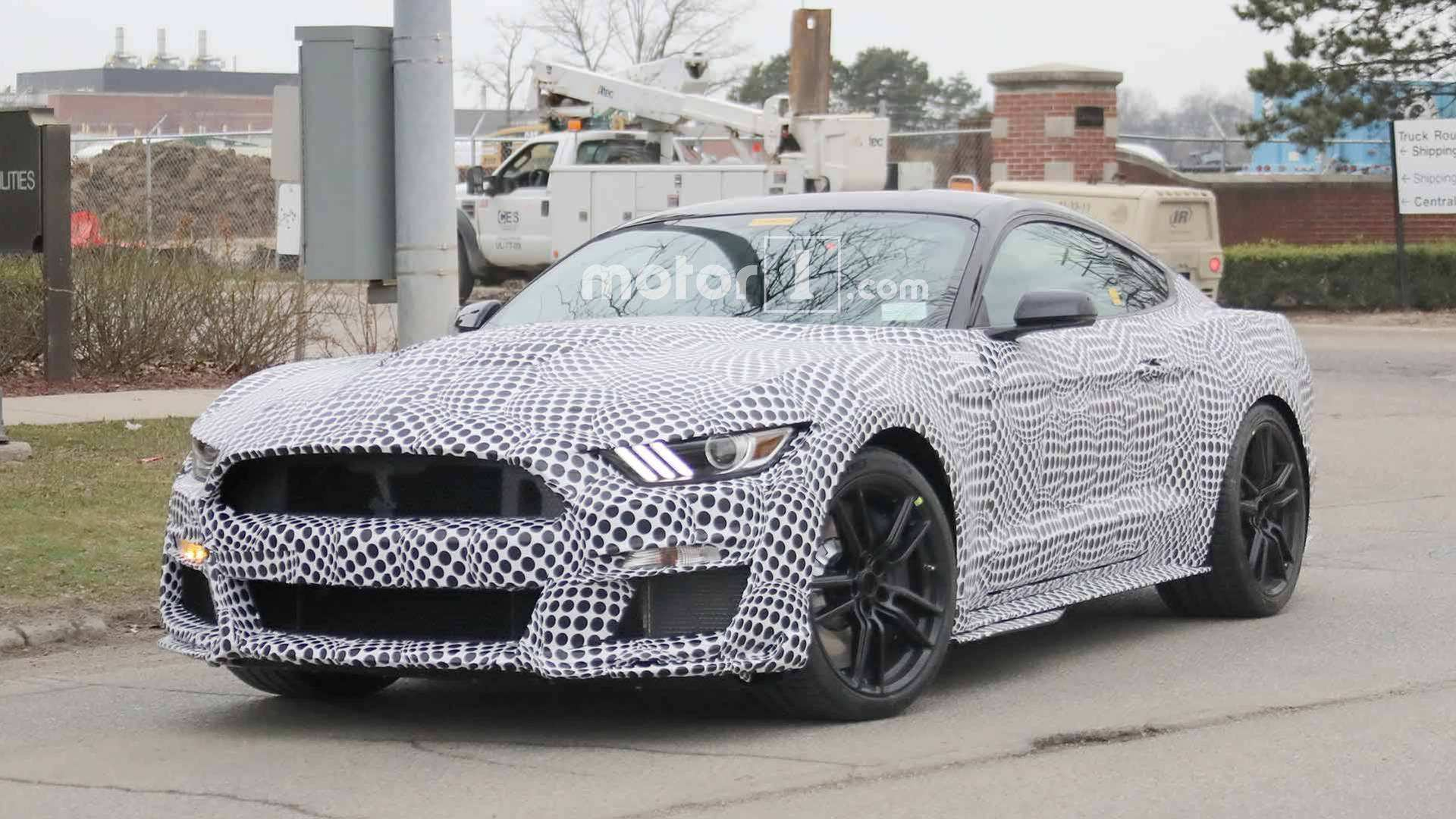64 Concept of 2020 The Spy Shots Ford Mustang Svt Gt 500 Review with 2020 The Spy Shots Ford Mustang Svt Gt 500