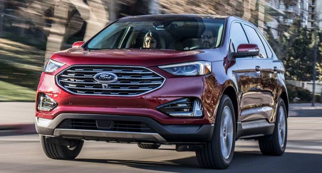 64 Gallery of 2020 Ford Edge Sport Ratings with 2020 Ford Edge Sport