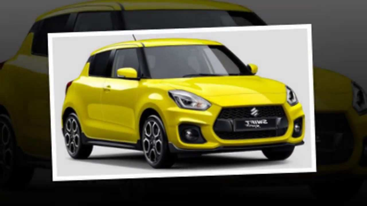 64 Gallery of 2020 New Suzuki Swift Sport Exterior and Interior with 2020 New Suzuki Swift Sport