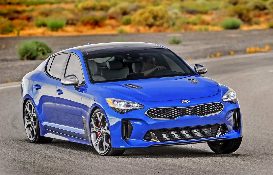 64 Great 2020 Kia Stinger Gt2 Images with 2020 Kia Stinger Gt2
