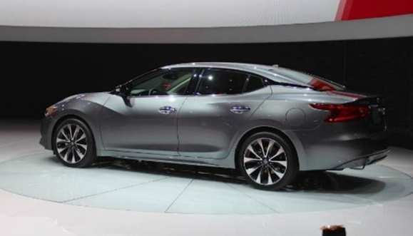 64 Great 2020 Nissan Maximas Exterior and Interior by 2020 Nissan Maximas