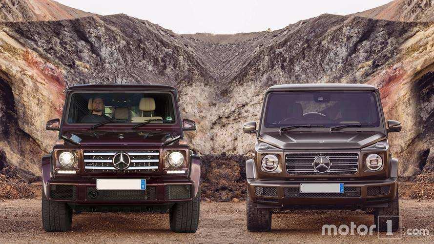 64 Great Mercedes G Klasse 2020 Spesification for Mercedes G Klasse 2020