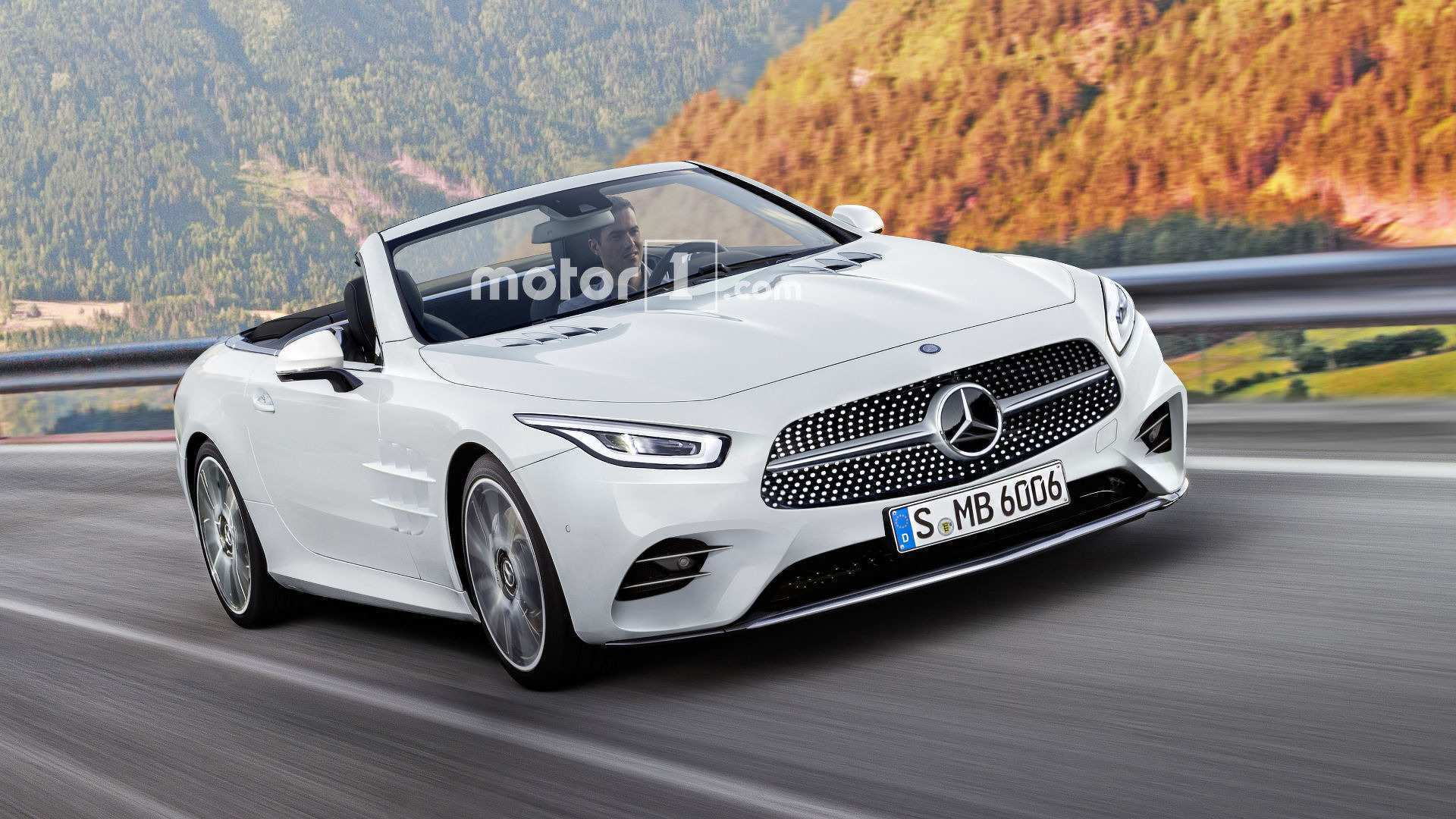 64 Great New Sl Mercedes 2020 Release by New Sl Mercedes 2020