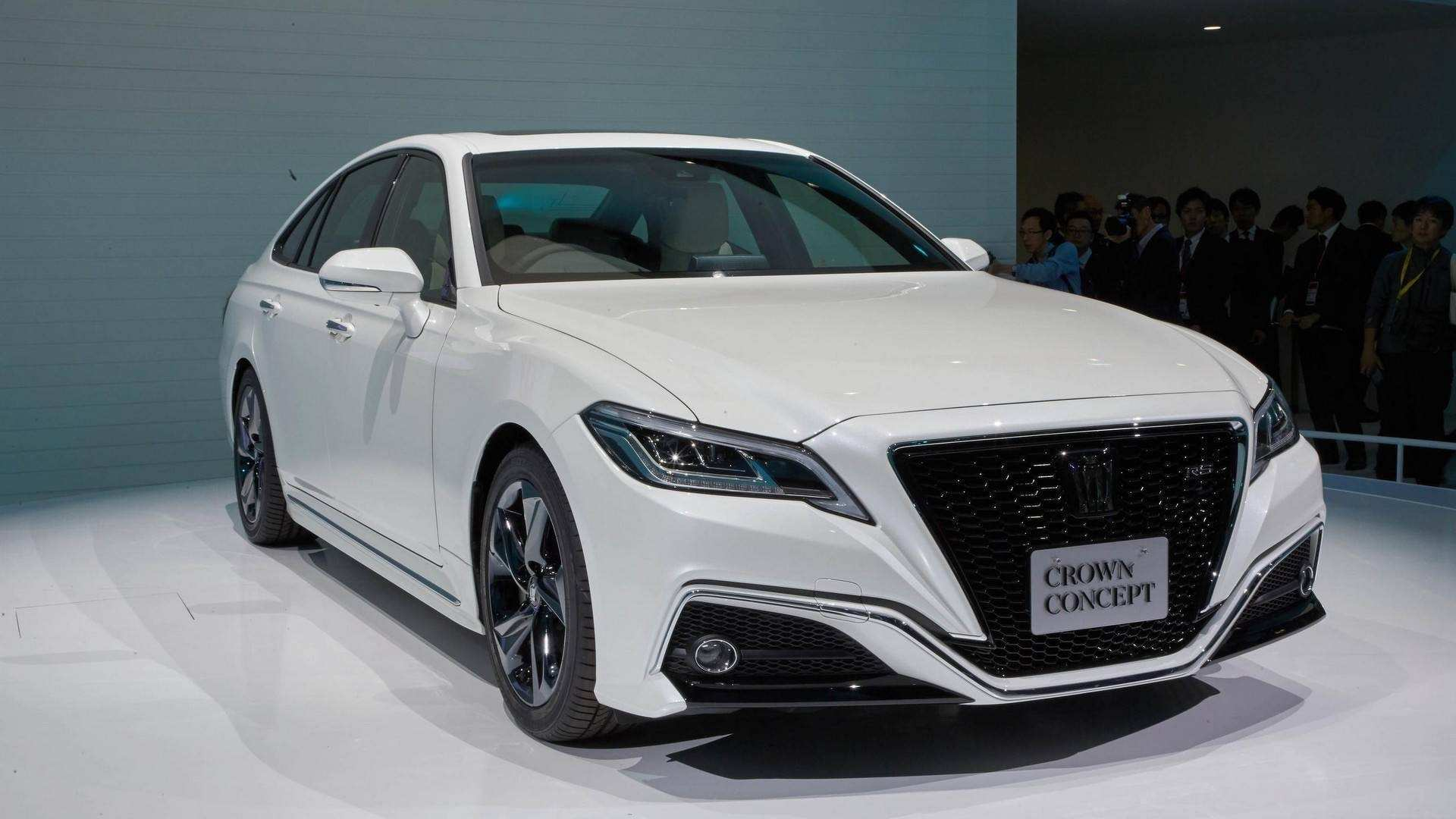 64 Great Toyota Crown 2020 Pricing by Toyota Crown 2020