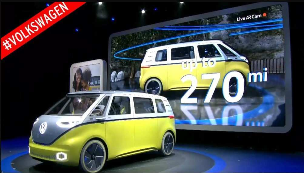 64 Great VW Minivan 2020 Rumors with VW Minivan 2020