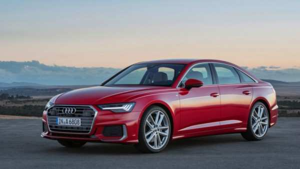64 New 2020 Audi A6 2018 Performance and New Engine by 2020 Audi A6 2018