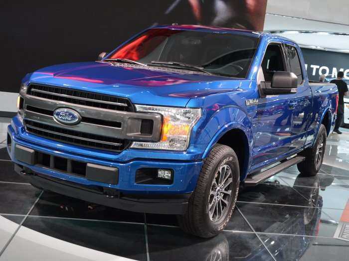 64 New 2020 Ford F100 Redesign and Concept by 2020 Ford F100