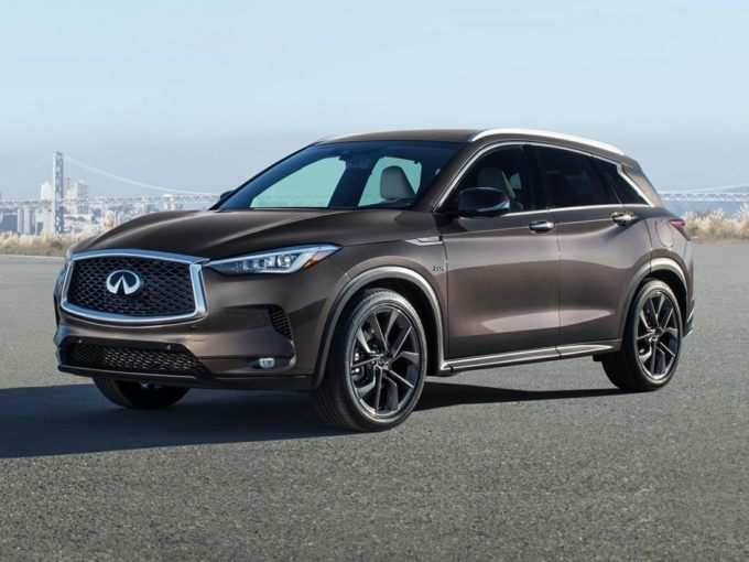 64 New 2020 Infiniti Qx50 Edmunds Performance and New Engine for 2020 Infiniti Qx50 Edmunds