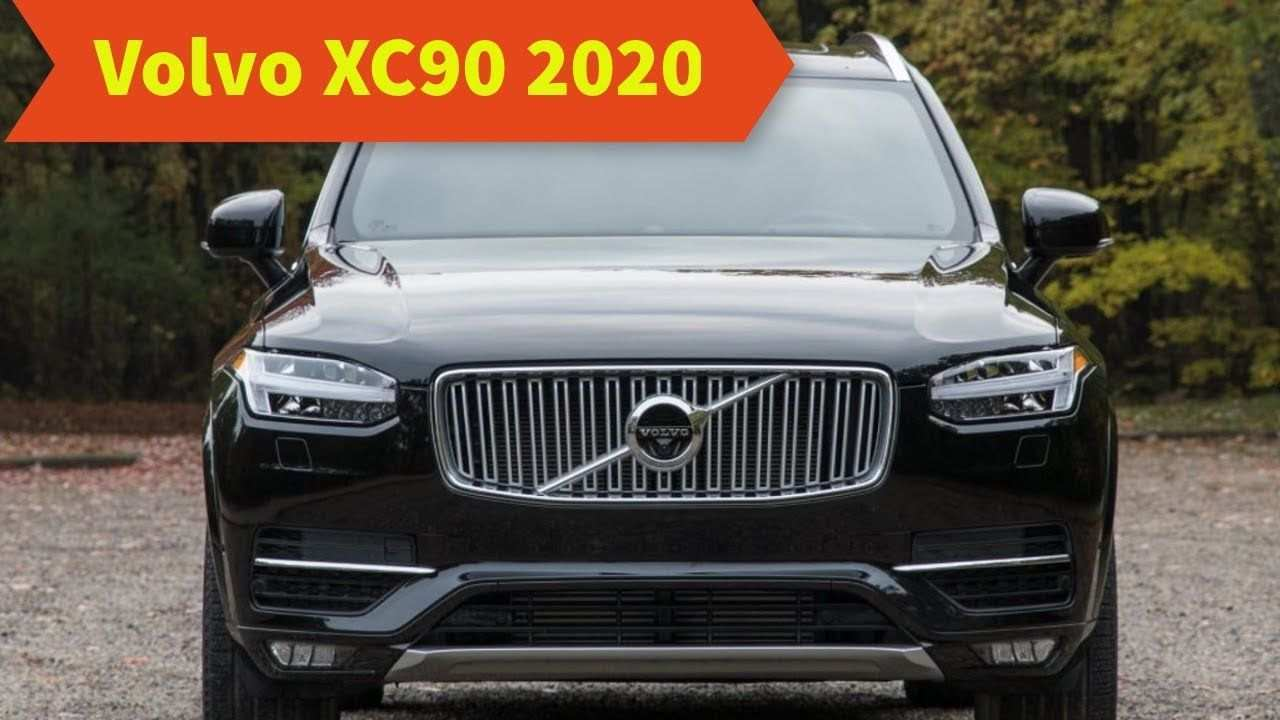 64 New 2020 Volvo V90 Specification Specs and Review by 2020 Volvo V90 Specification