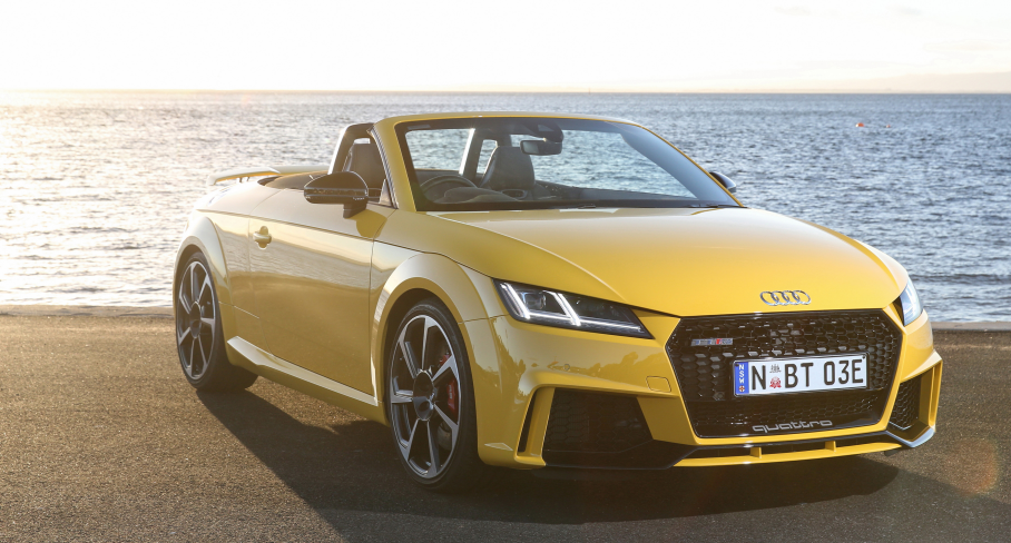 64 The 2020 Audi Tt Rs New Review for 2020 Audi Tt Rs