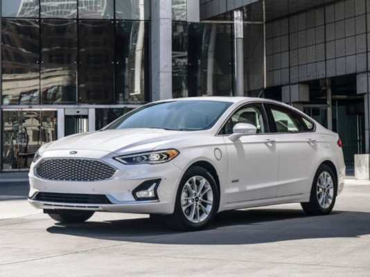 64 The 2020 Ford Fusion Energi Spy Shoot with 2020 Ford Fusion Energi