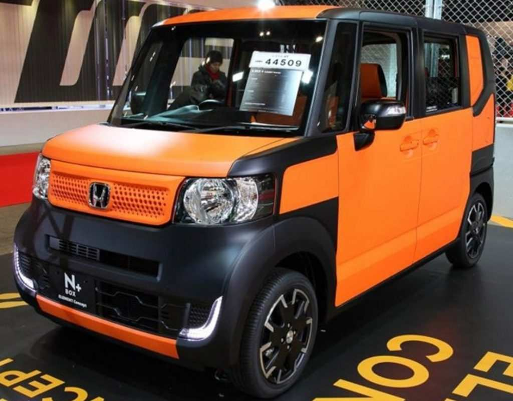 64 The 2020 Honda Element Picture by 2020 Honda Element