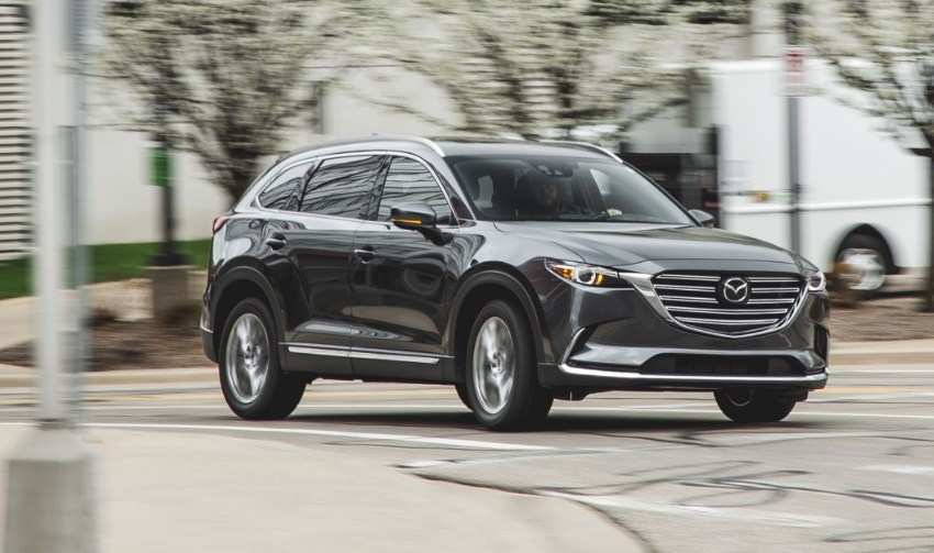 64 The 2020 Mazda CX 9 Exterior and Interior with 2020 Mazda CX 9