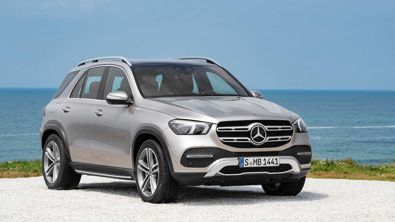 64 The 2020 Mercedes GLE Ratings by 2020 Mercedes GLE