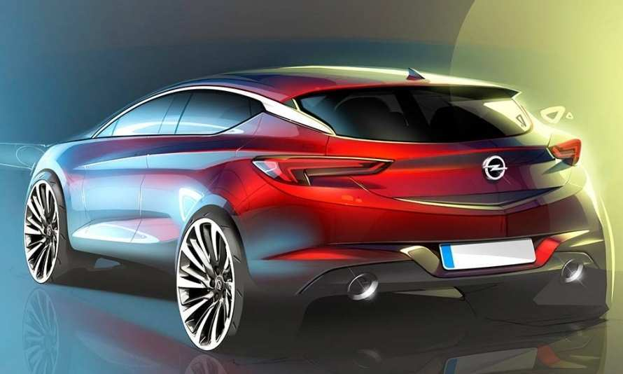 64 The 2020 Opel Astra Interior with 2020 Opel Astra