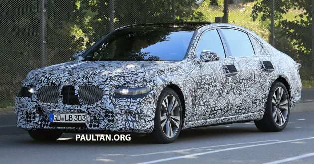 64 The 2020 The Spy Shots Mercedes E Class New Review by 2020 The Spy Shots Mercedes E Class