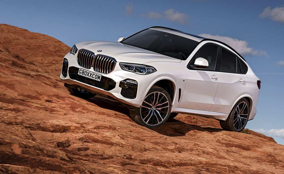 64 The BMW X6 2020 Exterior and Interior for BMW X6 2020
