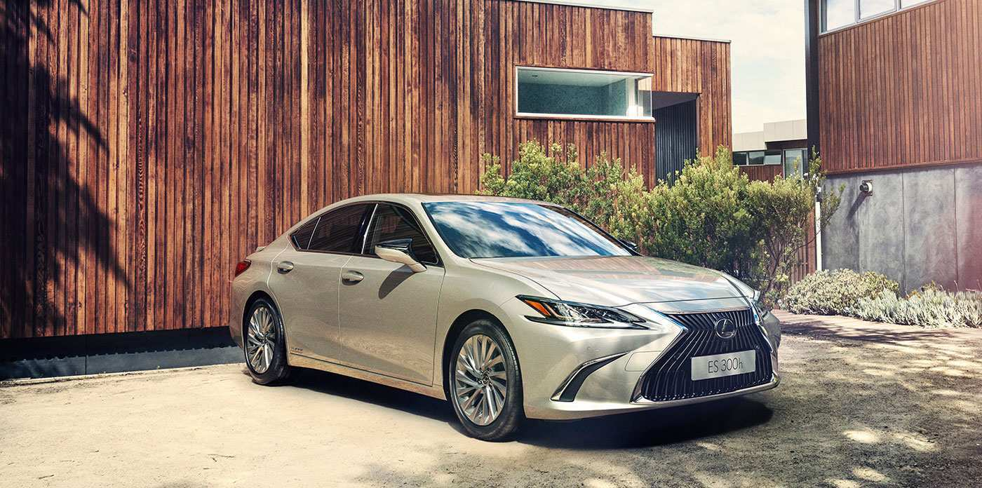 64 The Lexus Es 2020 Test Drive Rumors for Lexus Es 2020 Test Drive