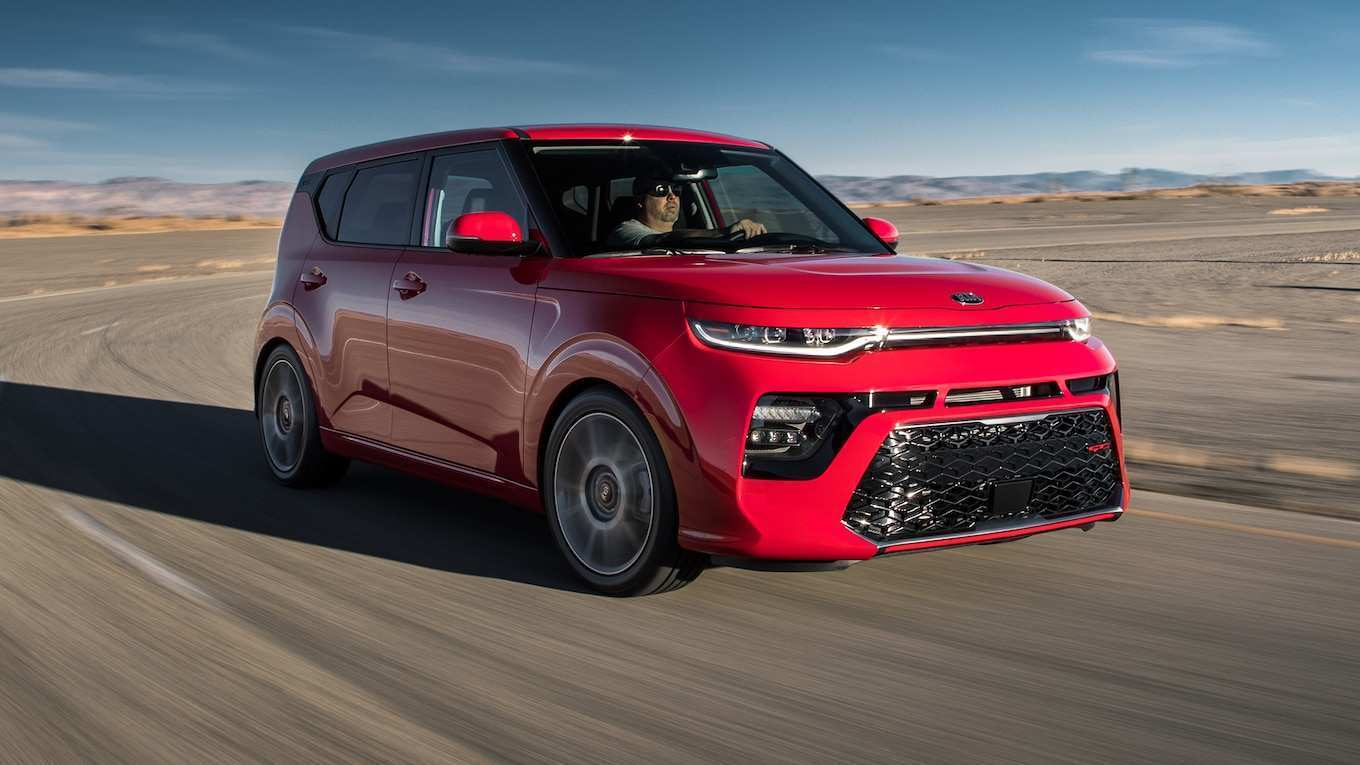 65 All New 2020 Kia Soul Performance for 2020 Kia Soul
