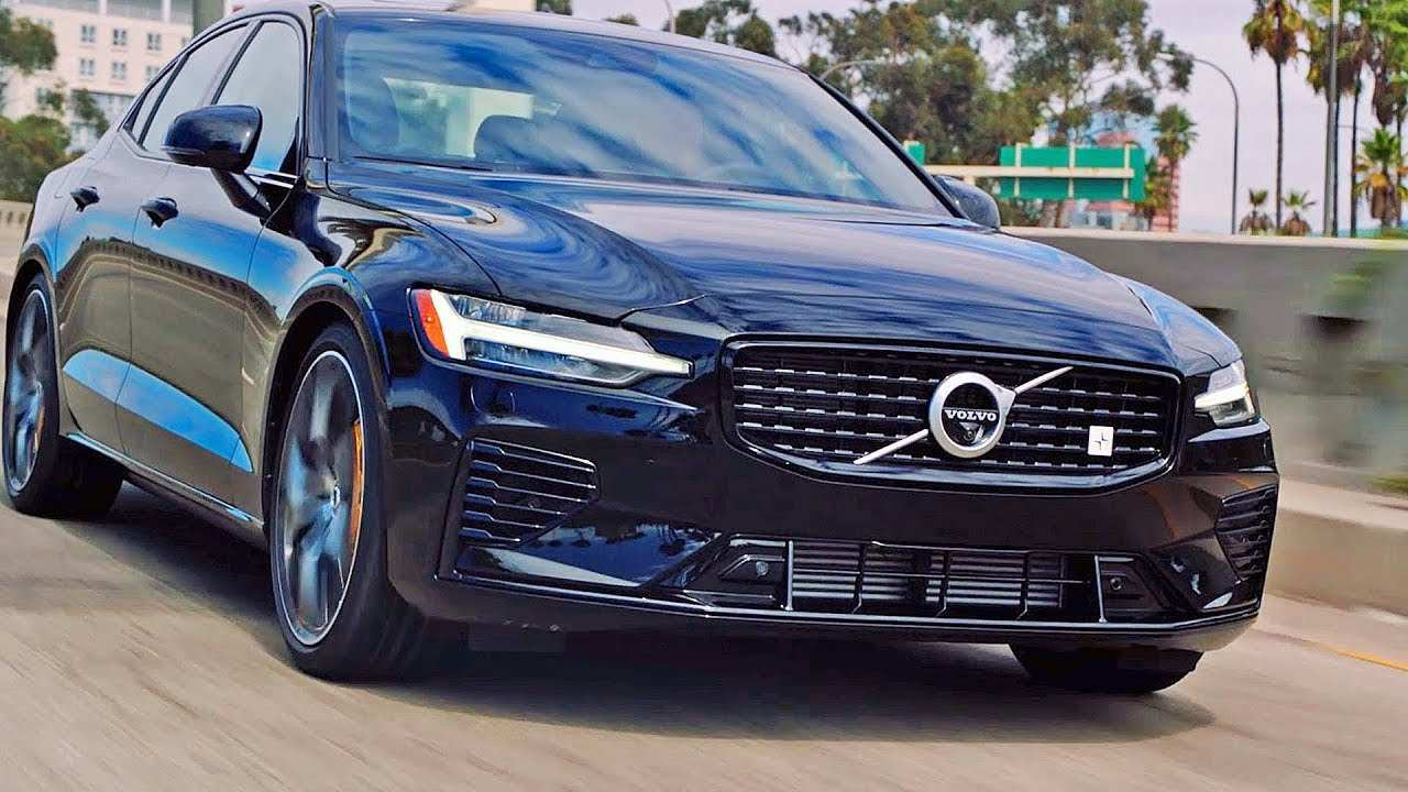 65 All New 2020 Volvo S60 Polestar Price and Review by 2020 Volvo S60 Polestar