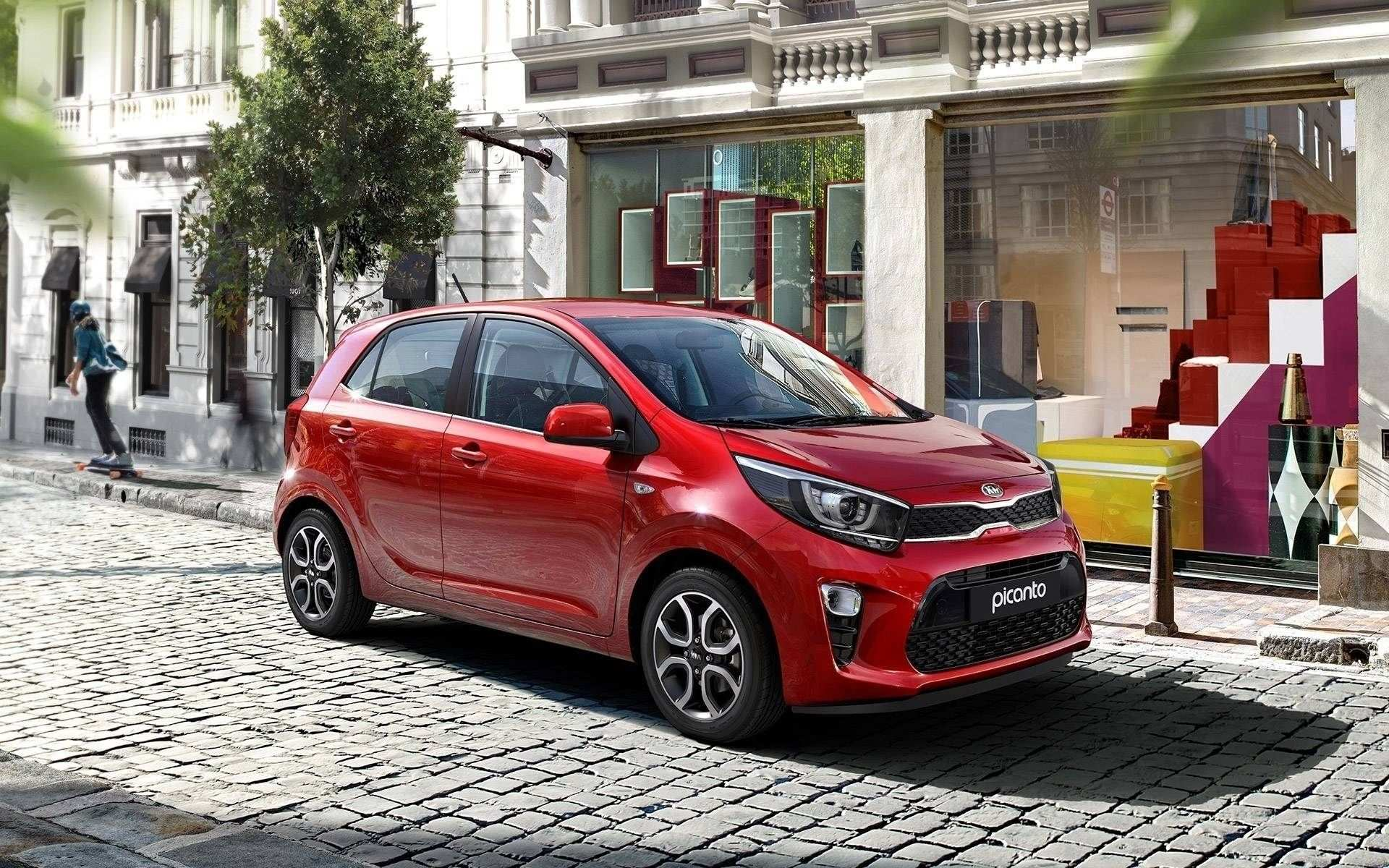 65 All New Kia Picanto 2020 New Concept Style with Kia Picanto 2020 New Concept