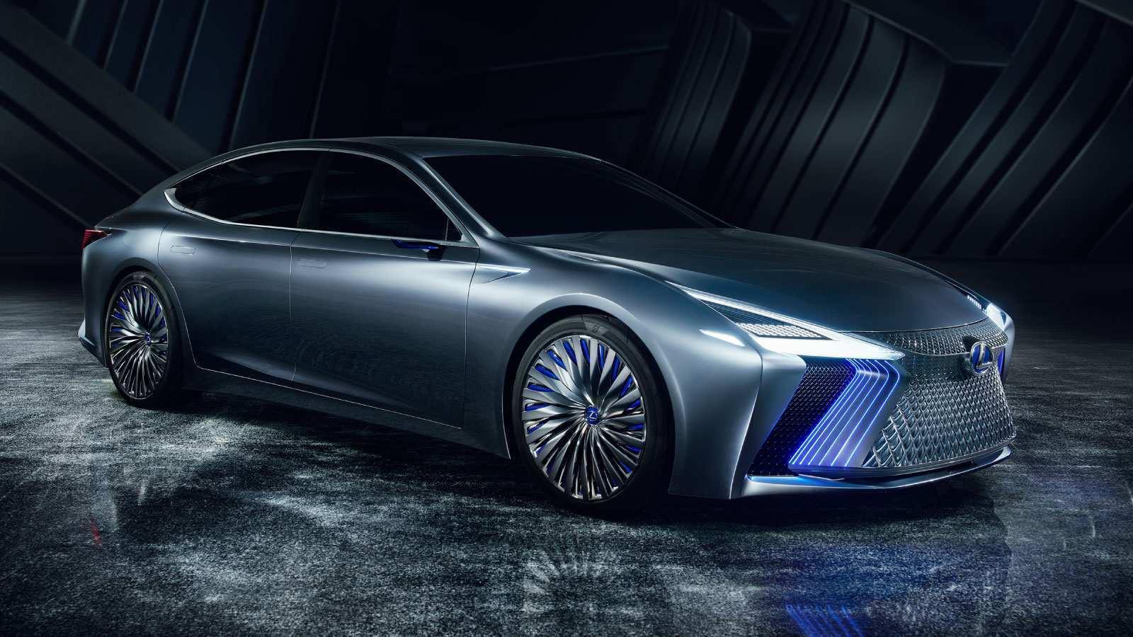 65 All New Ls Lexus 2020 Style by Ls Lexus 2020